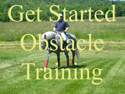 Get Started Obstacle Training